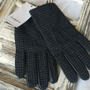 Goodfellow & Co. Wool blend gloves. NWT. Size M